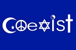 Coexist Gospel Tract <br> (Pack of 100 Tracts)