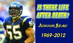Junior Seau Gospel Tracts (Customized/Bulk)