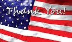 Thank You/Patriotic Tracts (BULK)