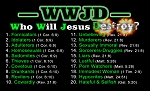 WWJD Gospel Tract <br> (Pack of 100 Tracts)