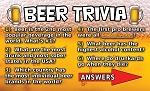 Beer Trvia Tract <br> (Pack of 100 Tracts)