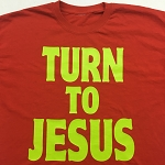 Flee From Sin | Gospel Preaching T-Shirt