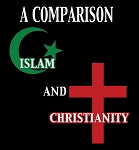 Islam vs. Christianity Comparison Gospel Tract <br> (Pack of 50 Tracts)