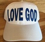 Love God Preaching Hat