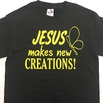 New Creation | Gospel Preaching T-Shirt