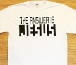 The Answer | Gospel Preaching T-Shirt
