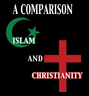 Islam vs. Christianity Comparison Gospel Tract <br> (Customized/Bulk)