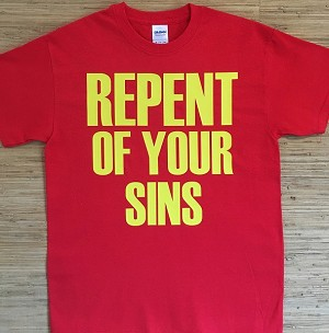 Repent And Believe | Gospel Preaching T-Shirt