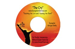 """The Cry"" Audio Sermon CD"