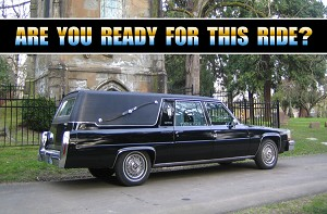Hearse Gospel Tracts (Customized/Bulk)