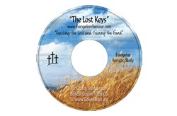 """The Lost Keys"" Audio Sermon CD"