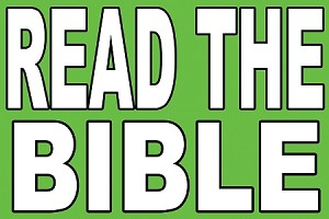 Read/Obey Bible <br><b>Gospel Sign</b> <br>18