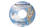 Open Air Preaching Audio MP3 CD
