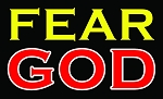 Fear God Gospel Tract <br> (Pack of 100 Tracts)